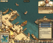 Anno 1404-campaign chapter5 zahir sultan quest