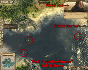 Anno 1404-campaign chapter2 crusade swimmers