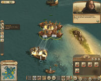 Anno 1404-campaign chapter5 reef attack 01