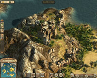 Anno 1404-campaign chapter7 northeast fortress