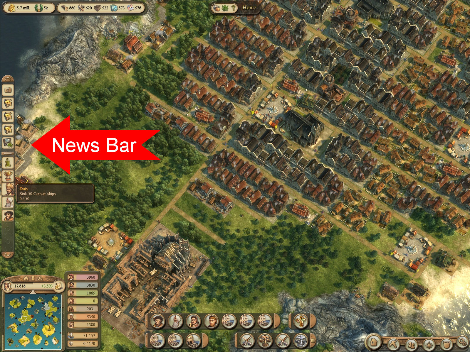 Interface anno 1404 wiki fandom powered by wikia newsbar gumiabroncs Image collections
