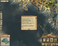 Anno 1404-campaign chapter2 marie reading the letter