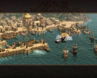 Anno 1404-campaign chapter5 startcutscene-05