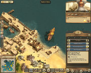 Anno 1404-campaign chapter5 zahir more war machines