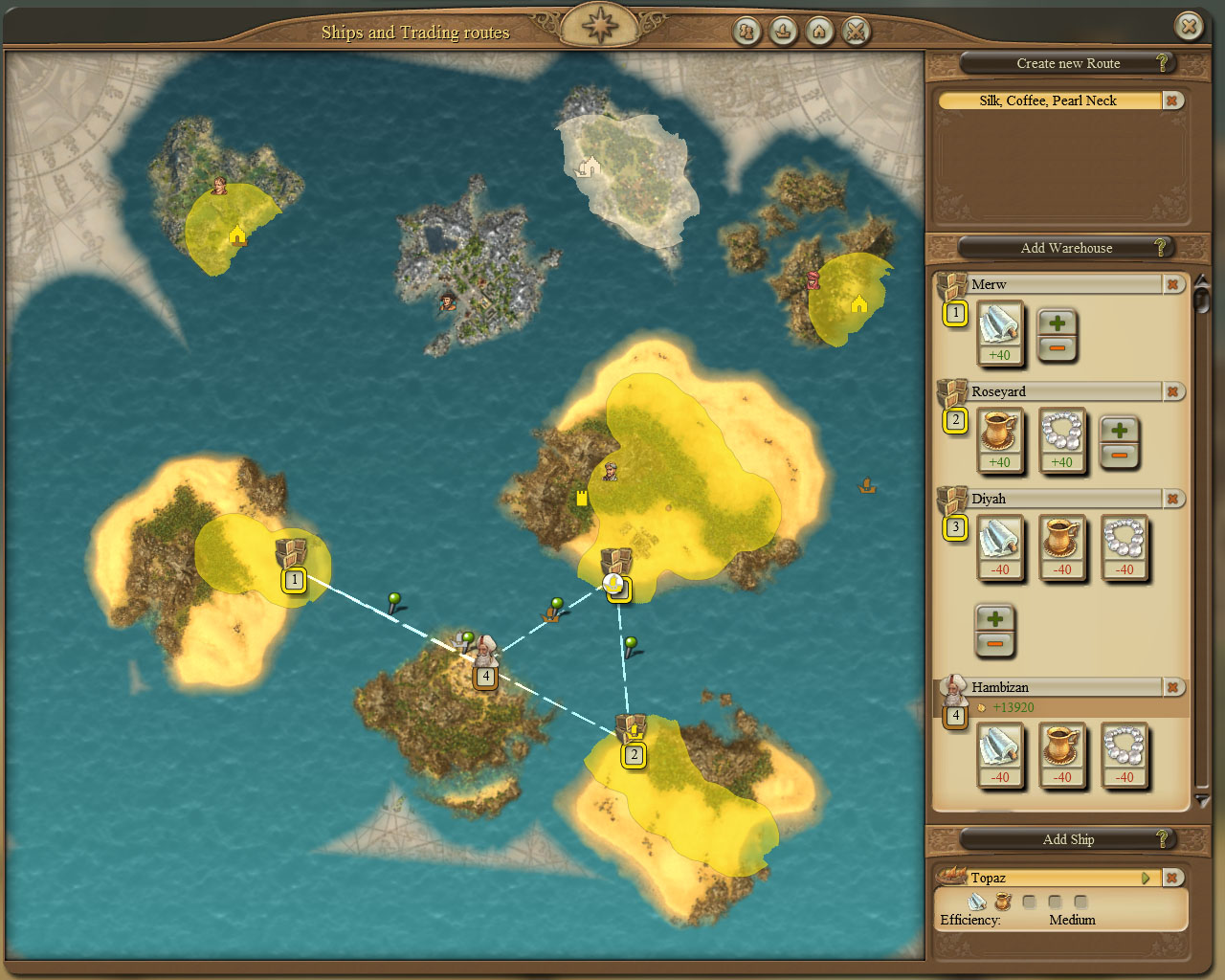 Trading routes anno 1404 wiki fandom powered by wikia anno 1404 campaign chapter7 finaltraderouteforenvoys gumiabroncs Image collections