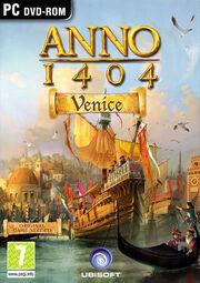 Anno 1404 Venice DVD cover