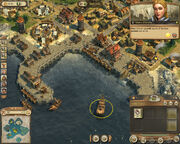 Anno 1404-campaign chapter3 marie linens delivery