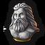 Icon statue marble statue 0