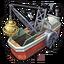 Icon ship diving vessel