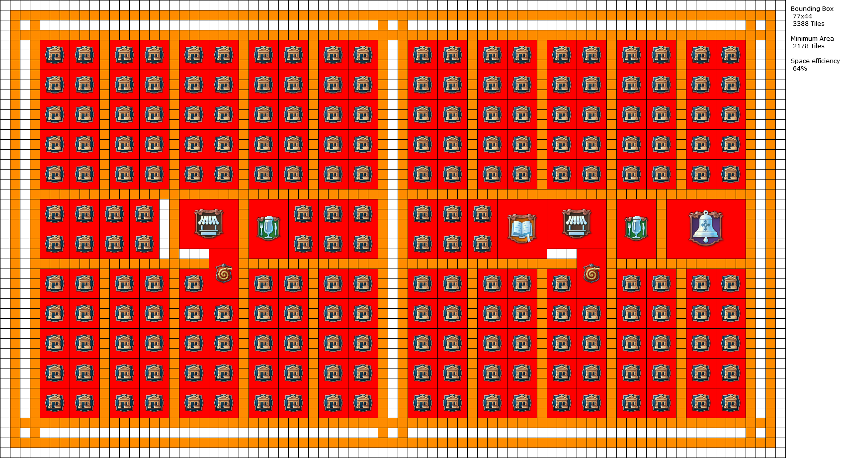 power plant layout fire red city layouts anno 1800 wiki fandom  city layouts anno 1800 wiki fandom