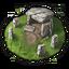 Icon celtic dolmen 0