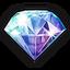 Icon gem diamond 0