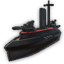 Pyrphorian Warship