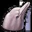 White flag dolphin 0