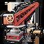 Hydraulic Repair Crane