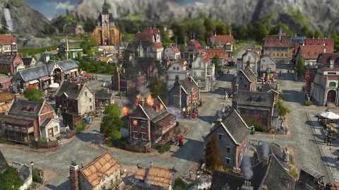 Anno 1800 - City incidents- Firefighters