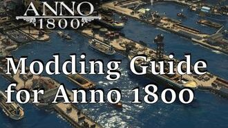 Anno 1800 MODDING GUIDE - How to Add Mods to Your Game!!