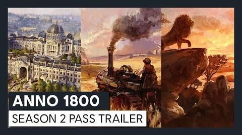 Anno 1800 Season 2 Pass