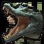 Icon black caiman 0