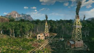ANNO screen GC South America Oil-Rig