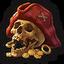 Icon museum readbeard skeletton 0