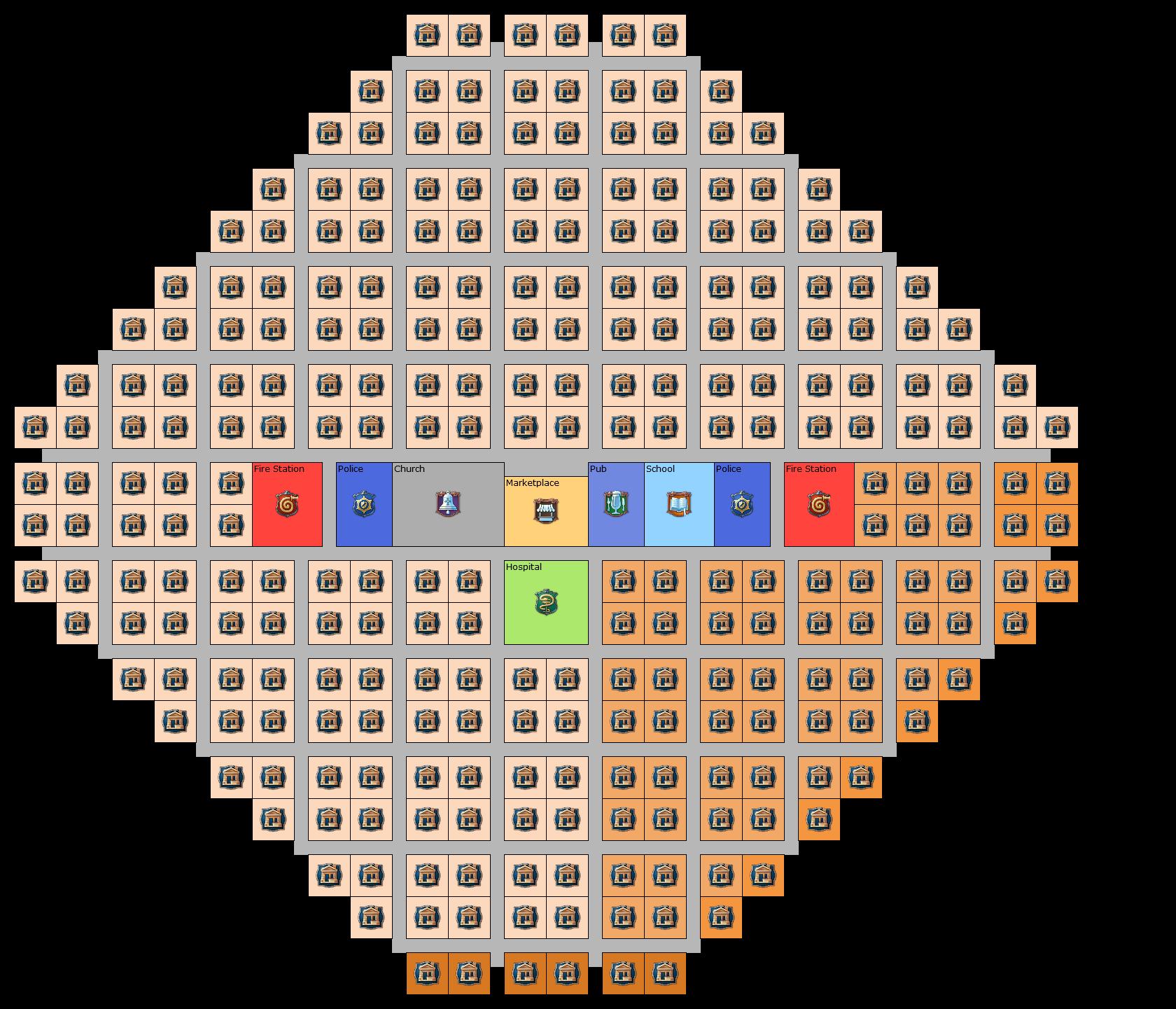 City layouts   Anno 1800 Wiki   FANDOM powered by Wikia