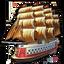 Royal ship-of-the-line