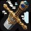 Icon museum sword rare 0