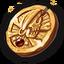 Icon coin epic 0