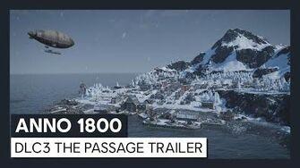 ANNO 1800™ DLC3 The Passage Trailer
