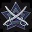 Icon buff military silver 0