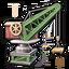 Gantry Repair Crane