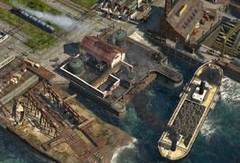 Oil Harbor