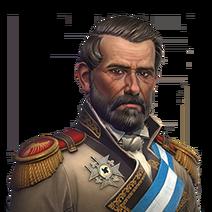 Admiral Vicente Silva