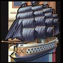 Piraten-Linienschiff