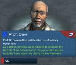 Prof Devi