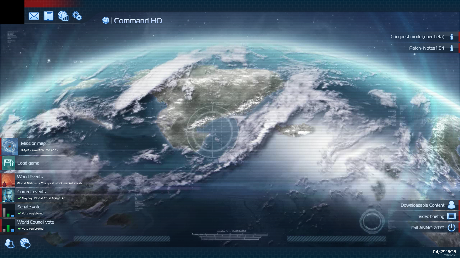 Interface anno 2070 wiki fandom powered by wikia main menu gumiabroncs Images
