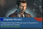 Demonstration - Engineer Richard