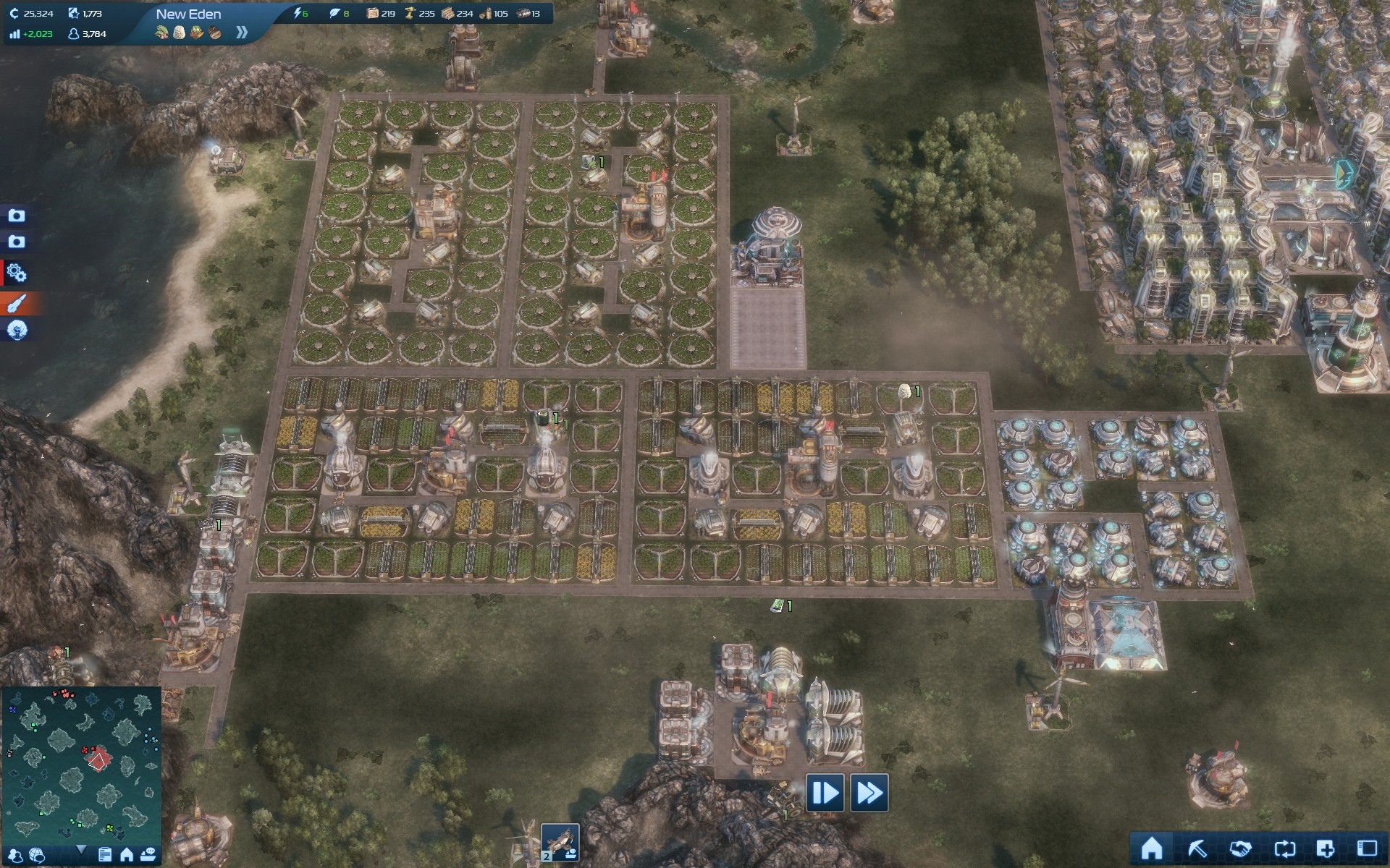 Power Games | Anno 2070 Wiki | FANDOM powered by Wikia