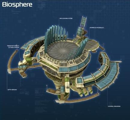 Ark anno 2070 wiki fandom powered by wikia biosphere ark malvernweather Choice Image