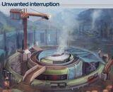 Unwanted interruption