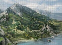 The Jorgensen Plateau