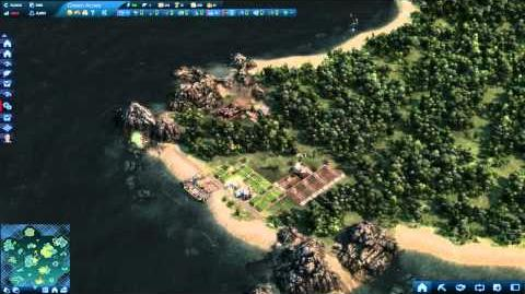 ANNO 2070 Global Distrust Freefall 2 2