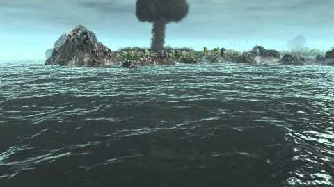 ANNO2070, nuclear missile impact