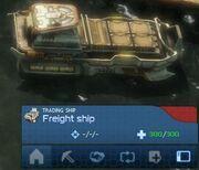 Freight ship 2