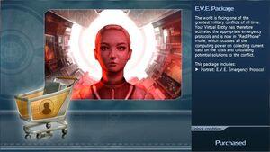 E.V.E. Package
