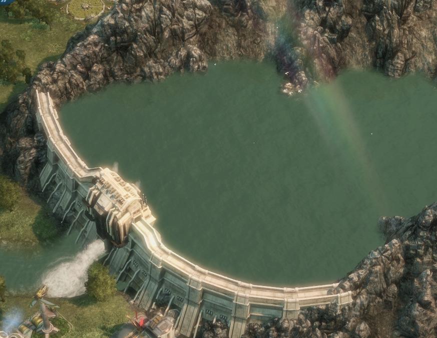 Hydroelectric power plant anno 2070 wiki fandom powered by wikia hydroelectric power plant malvernweather Gallery