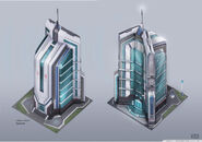 01 concept tech-genius-residence-building