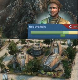 Worker Barracks