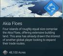 Akia Floes